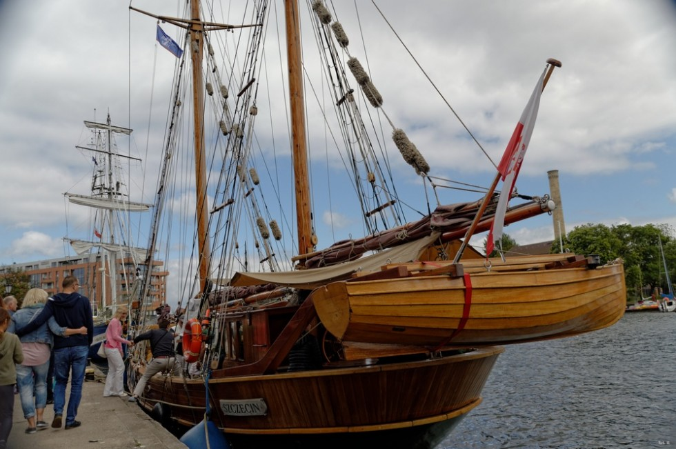 Baltic Sail 2017 w Gdańsku