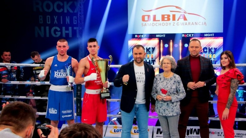 "Rocky Boxing Night 7 ""im. Jana Biangi"""